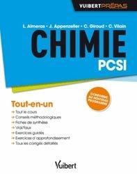 Souvent acheté avec Chimie 1ère année PCSI, le Chimie PCSI