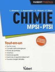 Souvent acheté avec Physique MPSI - PTSI 1ère année, le Chimie MPSI PTSI