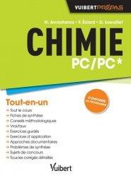 Dernières parutions sur 2ème année, Chimie PC/PC*