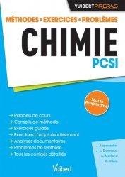 Dernières parutions sur 1ère année, Chimie PCSI
