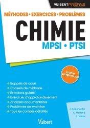 Chimie MPSI PTSI