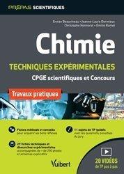 Dernières parutions dans Prépas scientifiques, Chimie