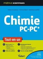 Dernières parutions dans Prepas scientifiques, Chimie PC/PC