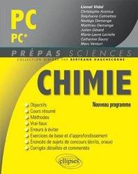 Souvent acheté avec Maths PC PC*, le Chimie PC - PC*