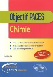 Chimie - Tle S - Objectif PACES