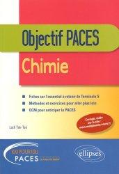 Souvent acheté avec Physique - Tle S - Objectif PACES, le Chimie - Tle S - Objectif PACES