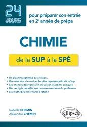 Dernières parutions sur 2ème année, Chimie de la Sup à la Spé
