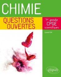 Dernières parutions dans Questions Ouvertes, Chimie - Questions ouvertes