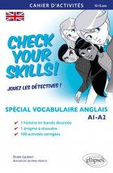 Dernières parutions sur Vocabulaire, Check your Skills !
