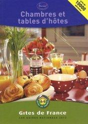 Nouvelle édition Chambres et tables d'hôtes 2013