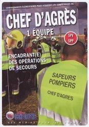 Dernières parutions sur Secourisme, Chef d'Agrès 1 équipe SPV SPP
