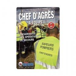 Dernières parutions sur Sécurité incendie, Chef d'Agrès 1 équipe SPV SPP
