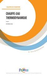 Dernières parutions sur Chauffage - Ventilation - Cheminée, Chauffe-eau thermodynamique