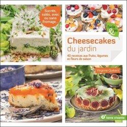 Dernières parutions dans Facile & bio, Cheesecakes du jardin