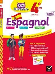 Souvent acheté avec Espagnol 5e LV2, le Espagnol 4e LV2