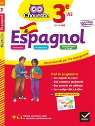Souvent acheté avec Espagnol 5e LV2, le Espagnol 3e LV2