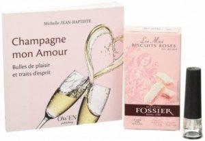 Dernières parutions sur Guides des vins, Champagne, mon amour : le coffret