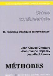 Dernières parutions sur UE1 Chimie, Chimie fondamentale Tome 3