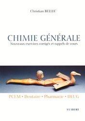 Souvent acheté avec Exercices corrigés de chimie générale, le Chimie générale PCEM - Dentaire - Pharmacie - DEUG