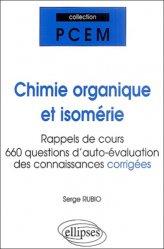Dernières parutions dans PCEM, Chimie organique et isomérie