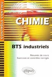 Dernières parutions dans Contrôle continu, Chimie BTS Industriels