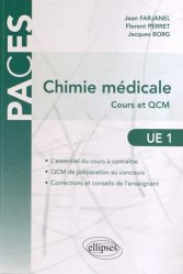 Dernières parutions sur UE1 Chimie, Chimie médicale