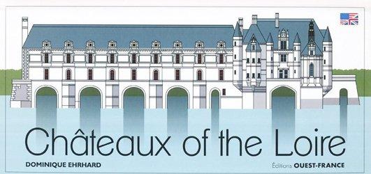 Dernières parutions sur Châteaux - Musées, Châteaux of the Loire Pop-up
