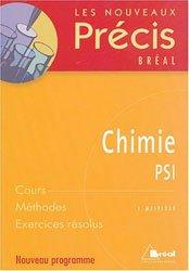 Dernières parutions dans Les nouveaux précis, Chimie - PSI