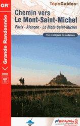 Dernières parutions dans Topo Guides, Chemin vers le Mont-Saint-Michel