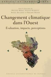Dernières parutions dans Espaces et territoires, Changement climatique dans l'Ouest