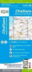 Nouvelle édition Challans/Machecoul, Saint-même