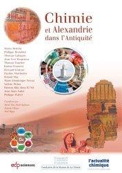 Dernières parutions sur Archéologie, Chimie et Alexandrie dans l'Antiquité