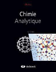 Dernières parutions sur Chimie analytique, Chimie analytique