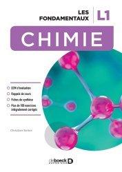 Dernières parutions dans LMD, Chimie - Les fondamentaux L1