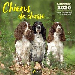 Dernières parutions sur Herbiers - Agendas - Calendriers - Almanachs, Chiens de chasse