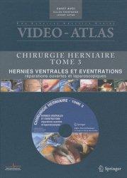 Dernières parutions sur Chirurgie viscérale, Chirurgie Herniaire Tome 3
