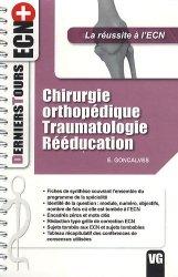 Souvent acheté avec Ophtalmologie - ORL - Stomatologie, le Chirurgie orthopédique  Traumatologie  Rééducation