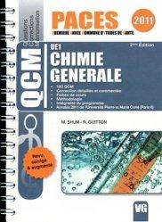 Souvent acheté avec Psychologie - Sociologie & Droit  UE7, le Chimie générale UE1