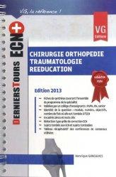 Souvent acheté avec Hépato-Gastro - Entérologie - Chirurgie digestive, le Chirurgie orthopédique