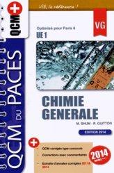 Souvent acheté avec Biologie du développement UE2 (Paris 6), le Chimie générale UE1
