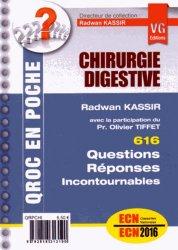 Dernières parutions dans QROC en poche, Chirurgie digestive