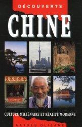 Dernières parutions dans Guides Olizane découverte, Chine