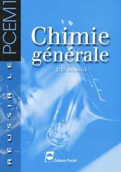 Souvent acheté avec Génétique, le Chimie générale