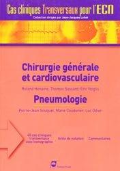 Souvent acheté avec Psychiatrie - Gériatrie, le Chirurgie générale et cardiovasculaire - Pneumologie