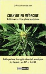 Dernières parutions sur Botanique, Chanvre en médecine