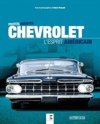 Dernières parutions sur Modèles - Marques, Chevrolet, l'esprit américain