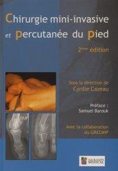 Dernières parutions sur Médecine manuelle, douce, Chirurgie mini-invasive et Percutanée du Pied