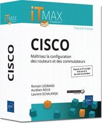 Dernières parutions sur Réseaux, Cisco : maîtrisez la configuration des routeurs et des commutateurs, cours et exercices corrigés