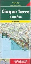 Dernières parutions sur Italie et Toscane, Cinque terre, Portofino. 1/50 000