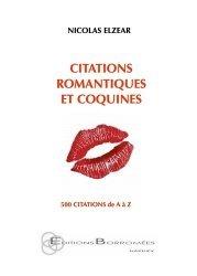 Dernières parutions sur Vie du couple, Citations romantiques et coquines. 500 citations de A à Z